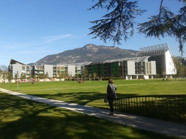 """Quartiere """"Le Albere"""" a Trento_negozi, uffici e residenza - Renzo Piano Building Workshop"""